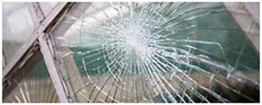 Littleborough Smashed Glass